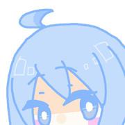 【フリーアイコン】BLUE