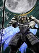 月下の聖騎士 伊達政宗