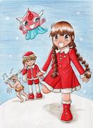 ちょっと早めのメリークリスマス!