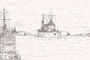 「キスカ島撤退作戦」