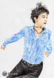 羽生結弦 SP (Parisian Walkways)