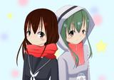 アヤノ&キド
