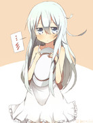 白ワンピ響ちゃん