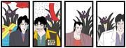 福本花札│五月│菖蒲