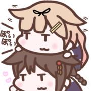 木口アイコン 夕立・時雨 耳ピョコピョコ!