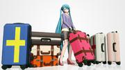 スーツケース的な