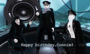 コニーお誕生日おめでとう!