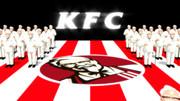 【MMD-OMF4】KFCステージ【モデル配布】
