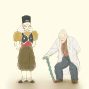 矢田耕司さん・追悼イラスト