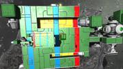 (Space Engineers)スラスターのブロック破壊の検証