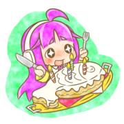 「乙女の夢ッ!タイヤキケーキ!」