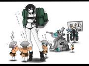 ヌルリ艦隊 -出撃前夜-