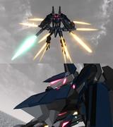 【MMDオリメカ】このスキュラ・シメーレは全身がビームサーベルそのものなのだ!