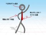 針金モデル