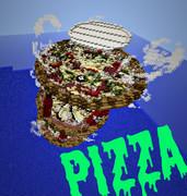【Minecraft】ピザの斜塔