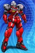GMセブン(GM地球防衛軍仕様)