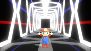 【MMD-OMF4】サイバートンネル
