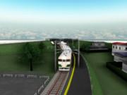 【外部親で】MMD鉄道 417系v1.01【連結】