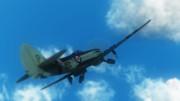 【MMD-OMF4】PROJECT_5ku-d@n式 モブ艦載機【モデル配布】