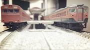 あるの日の国鉄の駅