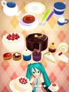 【配布終了】洋菓子セットv1.01