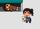 ボーキを(ry)て達観した顔の赤城さんと新艦娘の名前見てお腹が空いた加賀さん