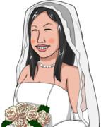 花嫁ピンキー