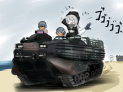 AAV7A1onレ級
