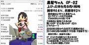 黒髪ちゃん ストラテジー7 GP-02