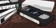 【MMD-OMF4】磁気ビデオテープ