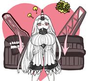 港湾棲姫かわいい