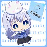 【フリーアイコン】チノ