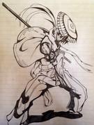 魔刀のミフネ
