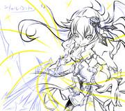 【聖剣の戦姫】シャルロット (Draft)
