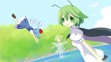 【第6回東方ニコ童祭】水遊び【ED絵募集企画】