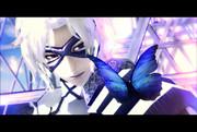 半兵衛と蝶