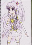 ツンデレ紫
