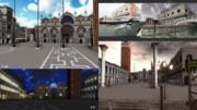 【MMDステージ配布】ネオヴェネツィア~サン・マルコ広場~