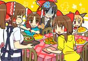 夕飯準備☆