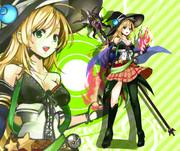 金色の魔法姫 ミキ=アフゥ