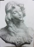 鈴蘭の少女像