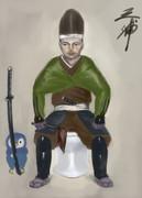 智将MURの肖像画