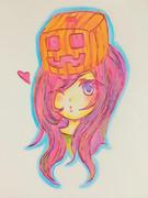 かぼちゃ娘