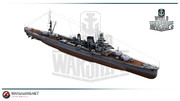 WoWs(古鷹)