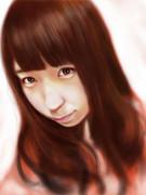 でんぱ組.incの古川未鈴さんをペンタブで描いてみた。