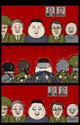 お互い疑っている北朝鮮の最高指導部