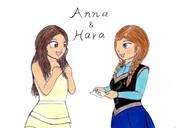 アナとハラ