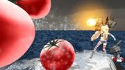 トマトの海洋進出