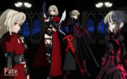 Fate / Sword Dancers