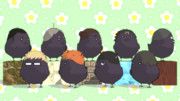 【MMDHQ!!】烏野カラスセット【配布終了】